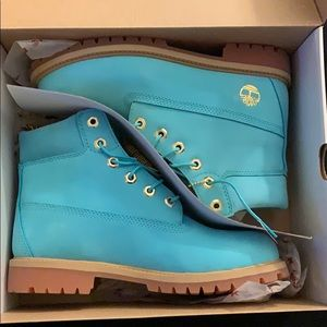 Exclusive release Timberlands!